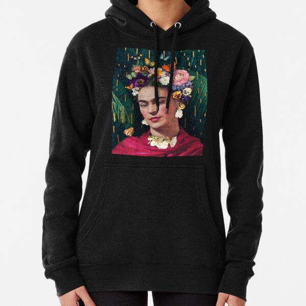 Frida Kahlo :: World Women's Day Pullover Hoodie