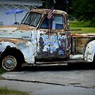Rusting Away by Laurie Perry
