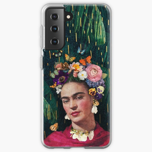 Frida Kahlo :: World Women's Day Samsung Galaxy Soft Case