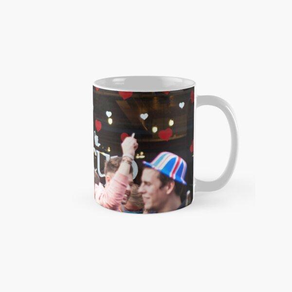 The Teacup institution Classic Mug