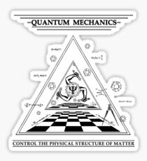 Quantum Mechanics Sticker