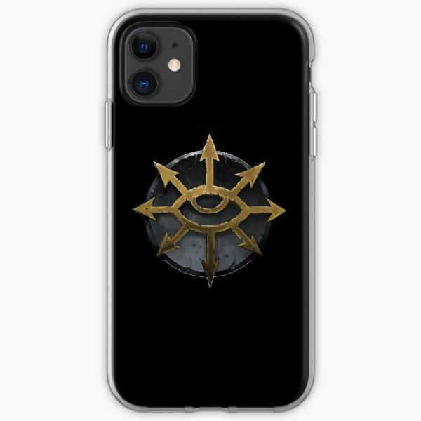 The Black Legion Crest iPhone Soft Case