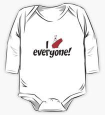 I ship: EVERYONE! One Piece - Long Sleeve