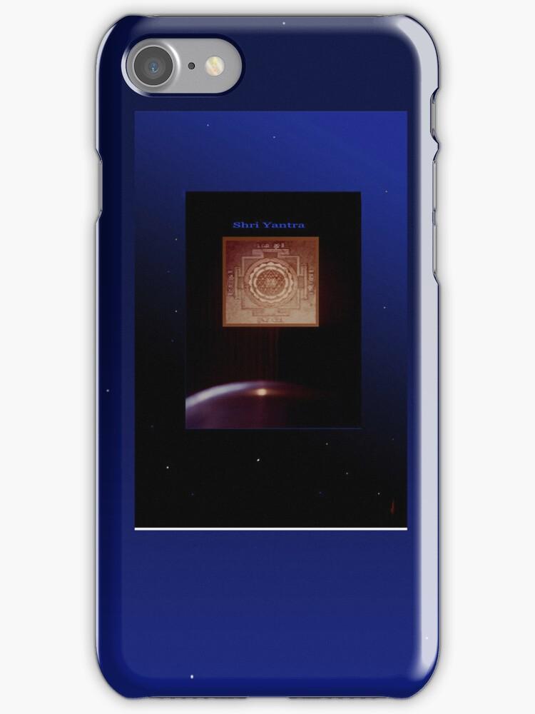 Sri Yantra  for iPad Phone  by Taatusen