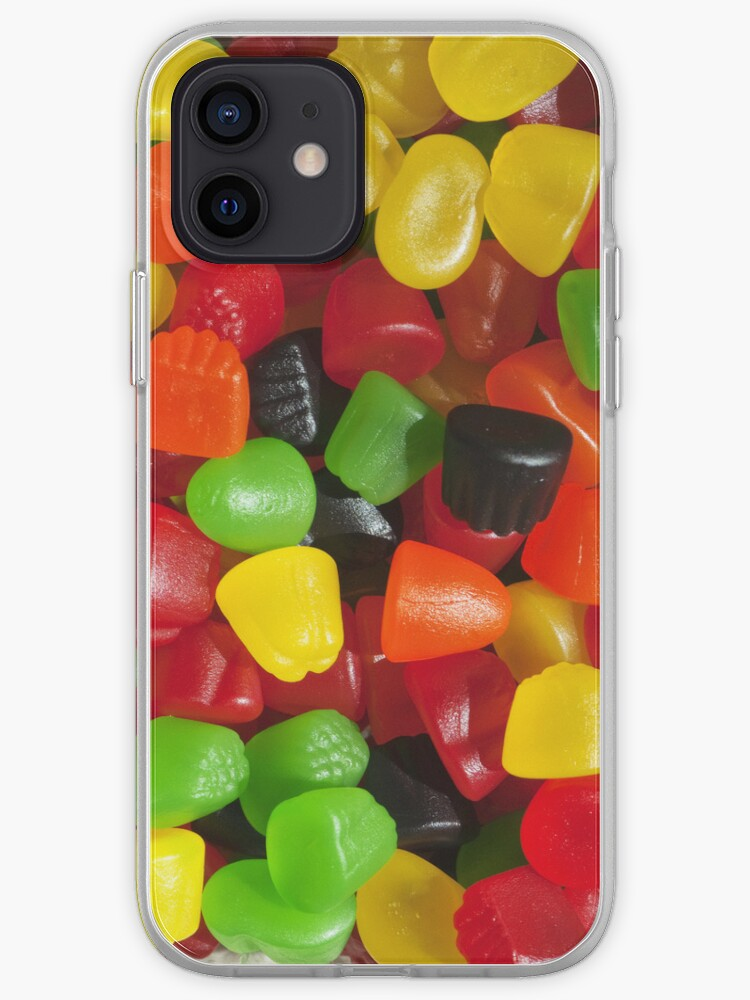 JuJubes - Bonbons, Apple iphone 4 4s, iPhone 3Gs, iPod Touch | Coque iPhone