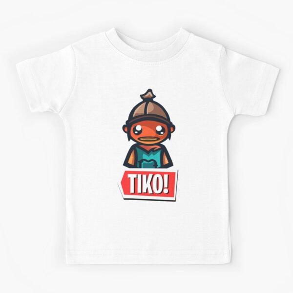 Tiko Cartoon Kids T-Shirt
