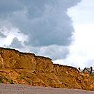 Landscape, Building, Cliff, Danger by Hugh McKean