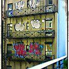 Graffiti NYC 2 by Ellen  Hagan