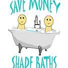 Save Money - Share Baths by Almeister5000