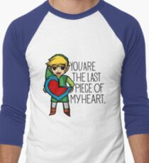 Legend Of Zelda - The Last Piece Men's Baseball ¾ T-Shirt