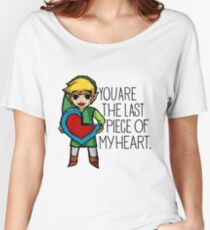 Legend Of Zelda - The Last Piece Women's Relaxed Fit T-Shirt