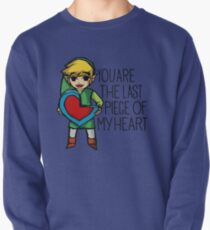 Sudadera sin capucha Legend Of Zelda - The Last Piece