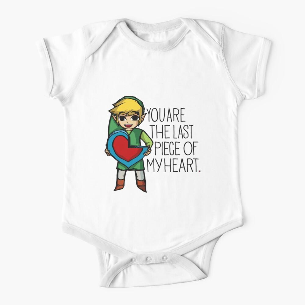Legend Of Zelda - The Last Piece Baby One-Piece