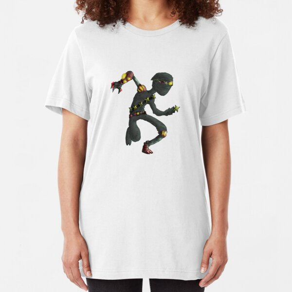 steampunk ninja Slim Fit T-Shirt
