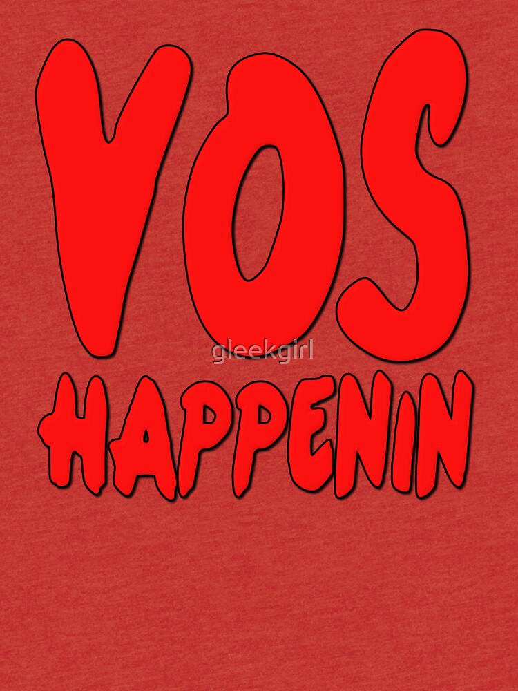 Vos Happenin One Direction by gleekgirl