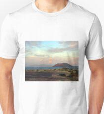 The 3 island sundown towards east T-Shirt