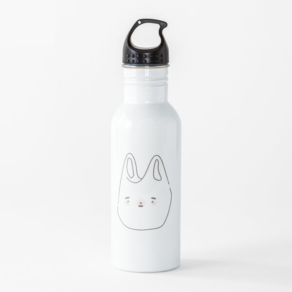 It's the vibe checker, plastic bag  Water Bottle