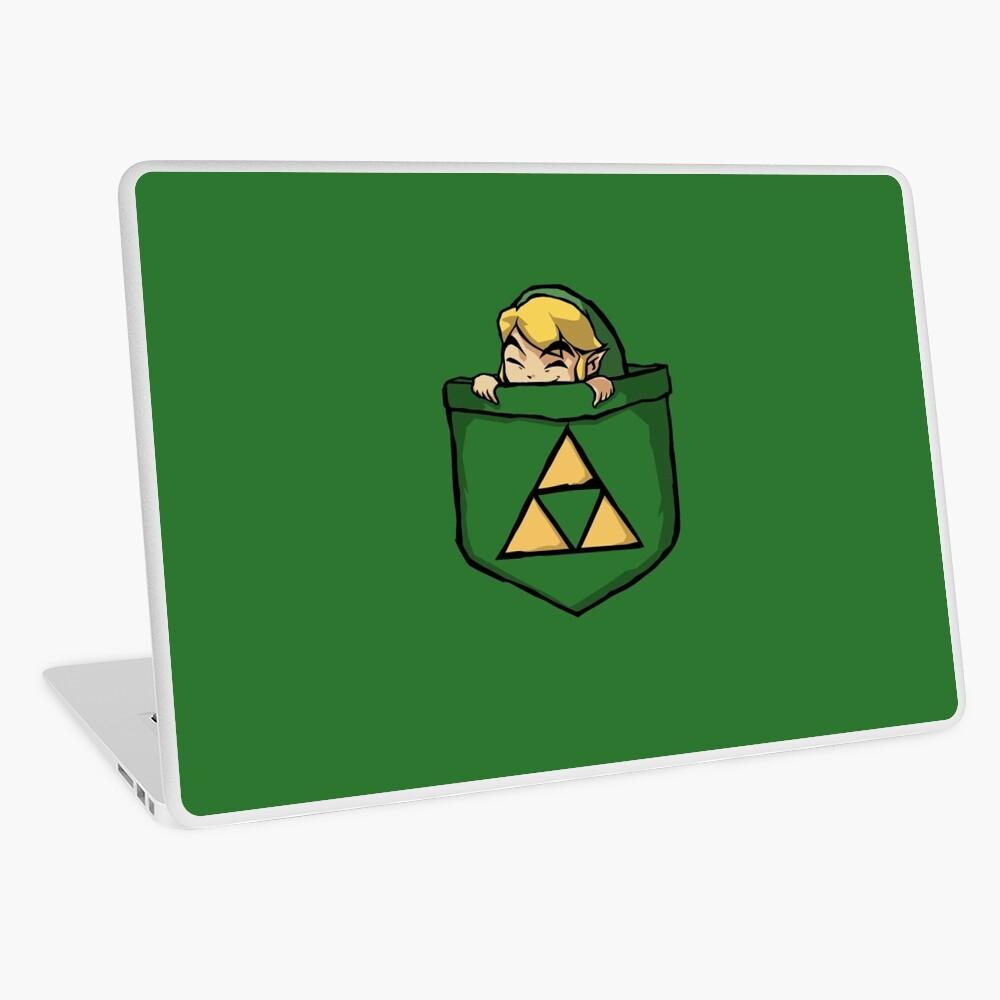 Legend of Zelda - Pocket Link Laptop Skin