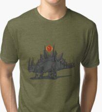 Stegosauron Tri-blend T-Shirt