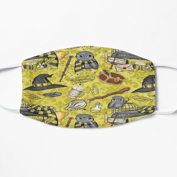 Yellow House Wizarding World Mask