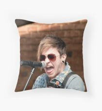 Reece Mastin 1 Throw Pillow