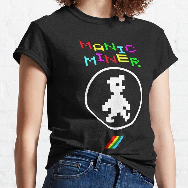 Manic miner again Classic T-Shirt