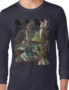 Midna, the fourth Goddess Long Sleeve T-Shirt