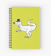 Tea-Rex Spiral Notebook