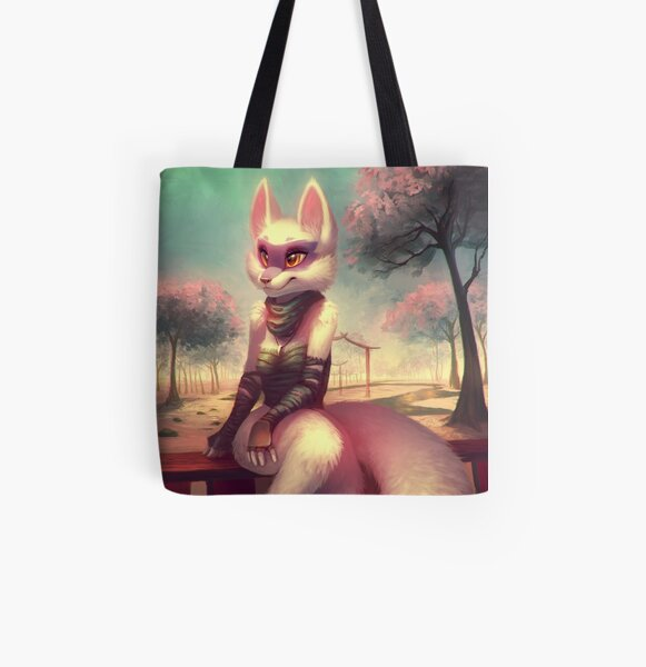 IDW TMNT - Alopex All Over Print Tote Bag