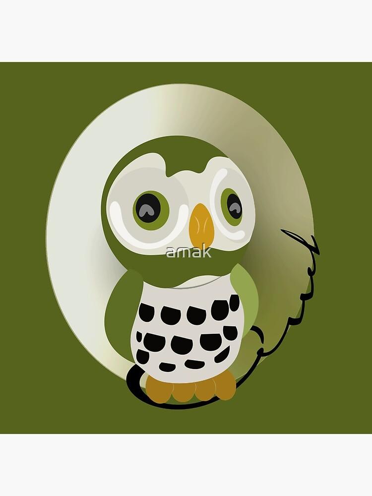 Owly by amak