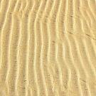 Sand print by João Figueiredo