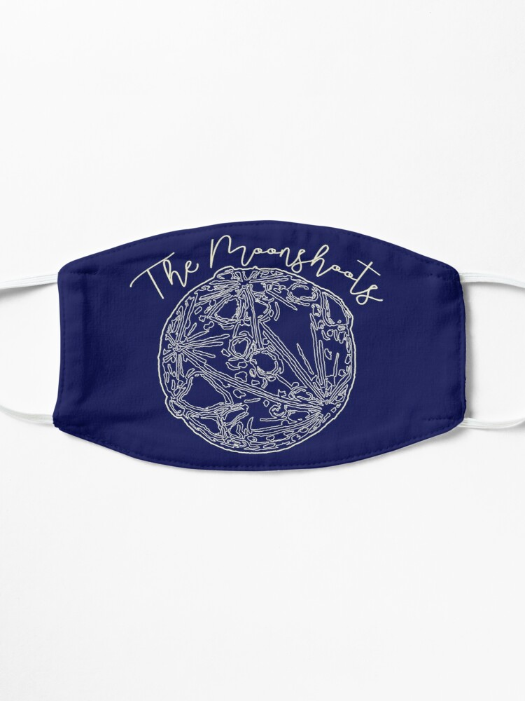 Alternate view of The Moonshoots Logo 2020 Mask
