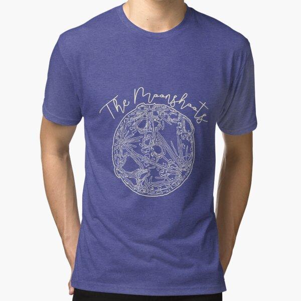 The Moonshoots Logo 2020 Tri-blend T-Shirt