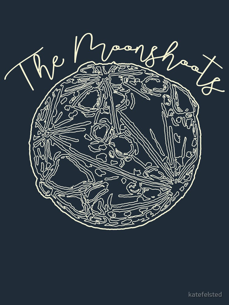 The Moonshoots Logo 2020 by katefelsted