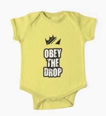 Obey The Drop One Piece - Short Sleeve