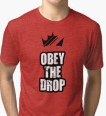 Obey The Drop Tri-blend T-Shirt