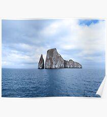 Rock island. Poster