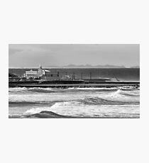 Newcastle Ocean Baths ll Photographic Print