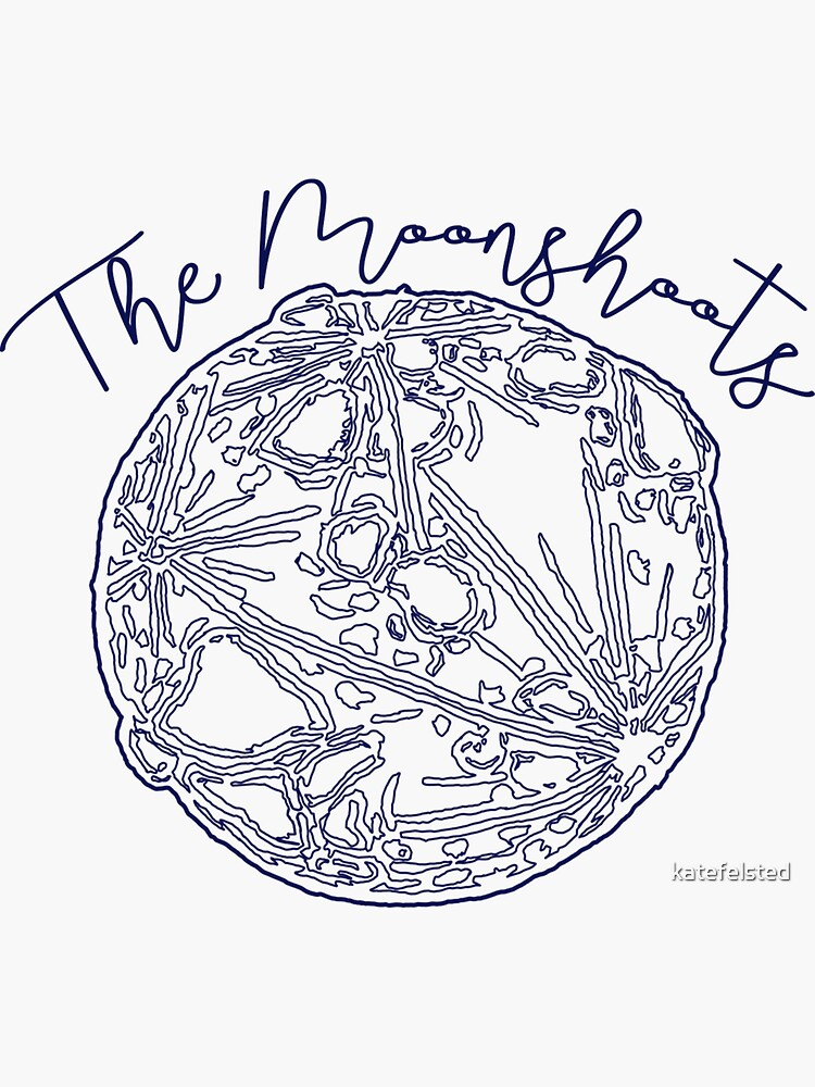 The Moonshoots Logo 2020 Dark by katefelsted