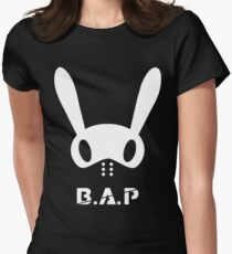 BAP LOGO Matoki Logo Women's Fitted T-Shirt