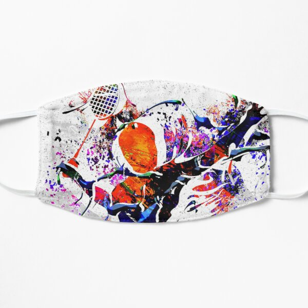 Badminton - Badminton Player - Badminton Backpack Mask