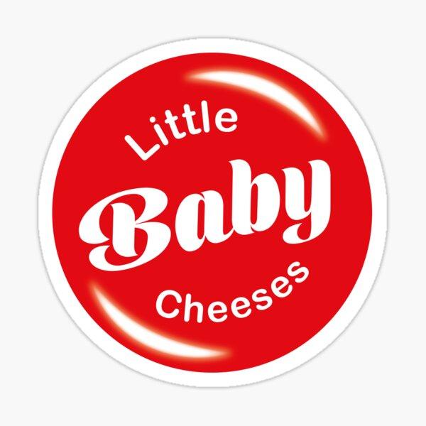 Little baby cheeses, Kath & Kim Sticker