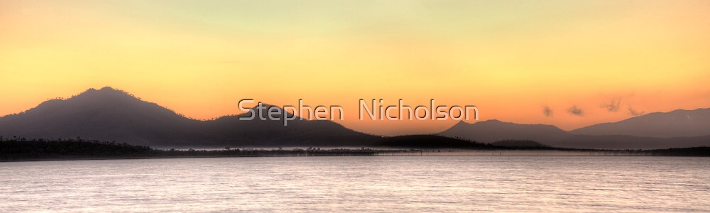 First Light by Stephen  Nicholson