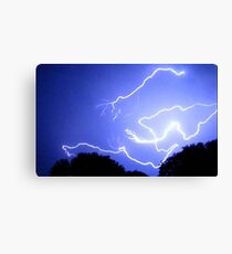 Lightning 2012 Collection 400 Canvas Print