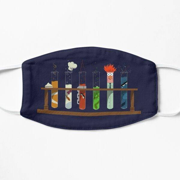 Ciencia de los Muppets - Química Mascarilla plana