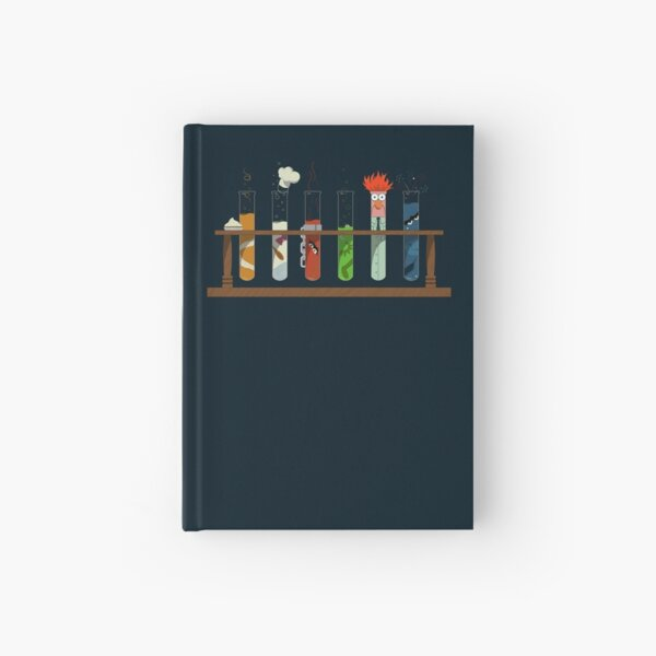 Muppet Science Hardcover Journal