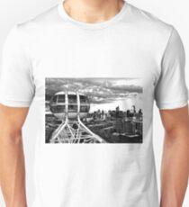 0359 Melbourne Star View Unisex T-Shirt