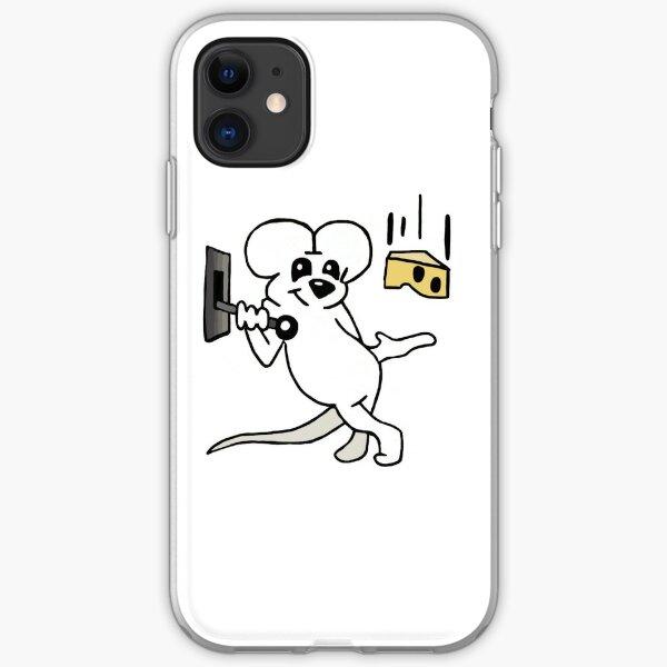 BATS Rat  iPhone Soft Case