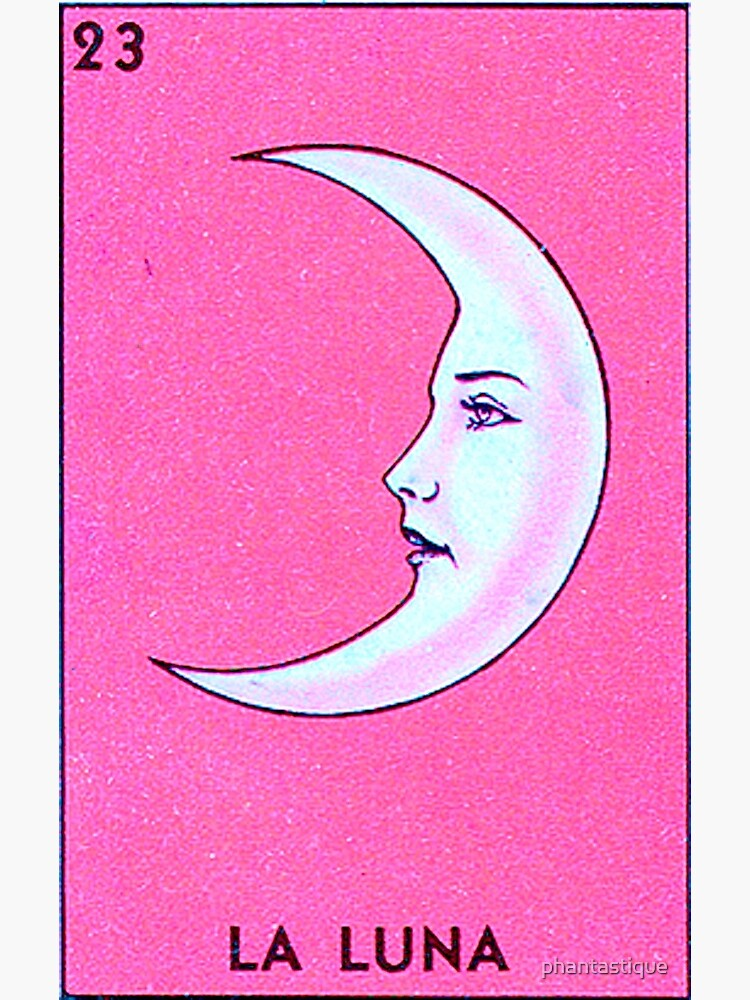 Luna Tarot PINK by phantastique