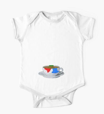 tea-shirt  (cup) Kids Clothes
